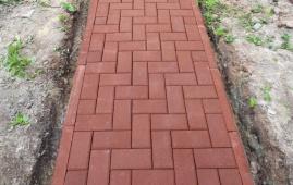 Укладка тротуарной плитки: преимущества и недостатки.